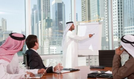 Administrative education in the Kingdom